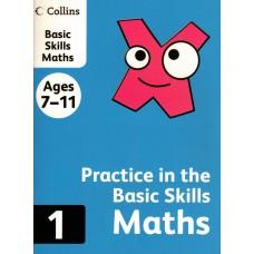 Collins Practice in the Basic Skills (6) - Maths Book 1: Maths Bk.1