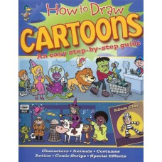 How to Draw Cartoons: An Easy Step by Step Guide