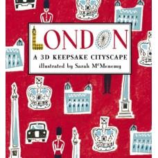 London: A 3D Keepsake Cityscape (Keepsake Cityscapes)