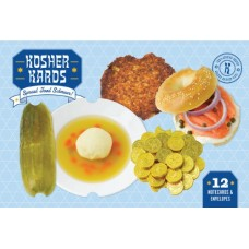 Kosher Kards: Spread Good Schmear! (Notecards)