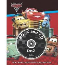 Cars 2 Storybook & CD (Disney Storybook & CD)