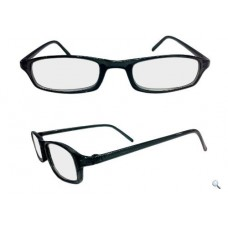 2x PAIRS (TWIN PACK) READY-READERS READING GLASSES +3.50