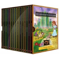The Wizard of Oz 15 Book Collection: The Wonderful Wizard of Oz Box Set, The Marvellous Land of Oz, Ozma of Oz, Dorothy and the Wizard in Oz, The R...