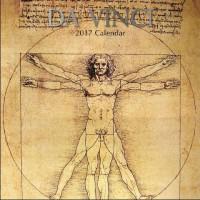 Da Vinci 2017 wall calendar