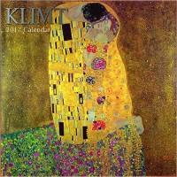 Klimt 2017 wall calendar